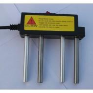 Aparat pentru electroliza apei, electrolizor