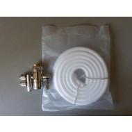Kit instalare metalic pentru ionizator 719