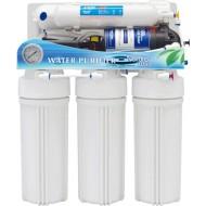 Purificator (filtru apa) cu osmoza inversa RO50-F, 5 trepte+pompa