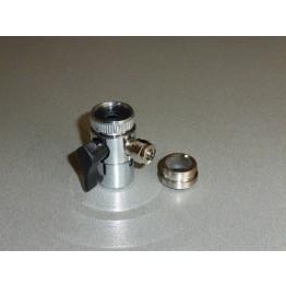Valva distributie cu racord, ionizator E7