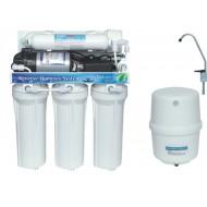 Purificator (filtru apa) cu osmoza inversa RO-A1, 5 trepte+pompa